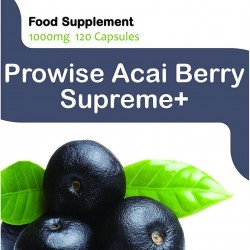 Capsule Acai Berry Supreme+ de 1000mg, 120 capsule