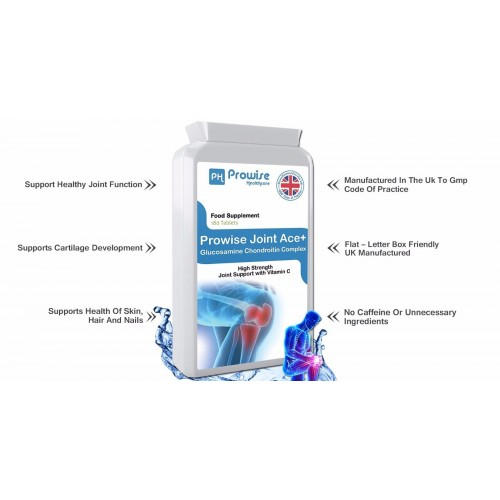 Supliment alimentar Joint Ace +, 180 capsule