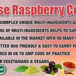 Complex de zmeură (Raspberry Complex), 60 capsule